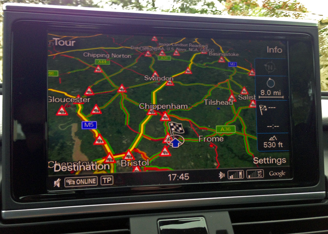 Enable Online Traffic Data [Archive] - VW Audi Forum - The #1