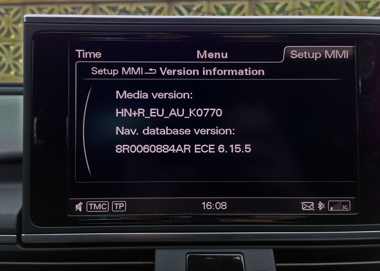 Frustration! Latest Sat Nav software versions and changes [Archive